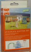 Busch 01164 Playground climbing equipment - reduced
